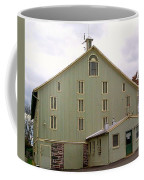 General And President Dwight D. Eisenhower Old Barn Coffee Mug