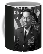 General Colin Powell Coffee Mug by War Is Hell Store