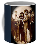 General Fierro With Chicken And Villa Unknown Location Or Date-2013 Coffee Mug