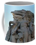 General George Meade Memorial -- Right Side Coffee Mug