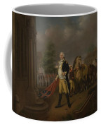 General Humphreys Delivering Coffee Mug