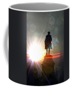 General In Sunrise Flares Coffee Mug