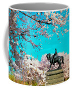 General In The Blossoms Coffee Mug