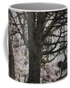 General Meade In The Cherry Blossoms Coffee Mug