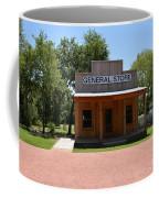 General Store At Historical Park Coffee Mug