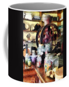 General Store With Candy Jars Coffee Mug