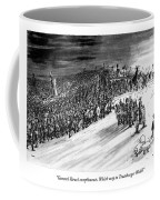 General Varus's Compliments. Which Way Coffee Mug
