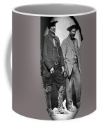 Generals Fierro And Villa Unknown Location 1913 -2013 Coffee Mug