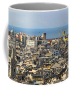 Genova. Panoramic View Coffee Mug