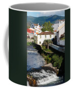 Gentle Stream Of Water Coffee Mug