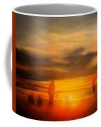 Gentle Sunset Vision Coffee Mug