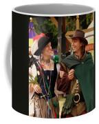 Gentleman And His Lady Coffee Mug