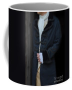 Gentleman In 18th Century Clothing Coffee Mug
