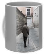 Gentleman Of Avila Coffee Mug