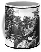 Gentleman Rider Coffee Mug
