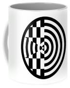 Geomentric Circle 3 Coffee Mug