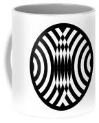 Geomentric Circle 4 Coffee Mug