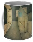 Geometric Abstraction II Coffee Mug