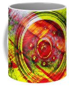 Geometric Colors  Coffee Mug