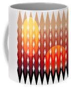 Geometric Fun Coffee Mug