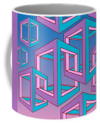 Geometric  Coffee Mug by Mark Ashkenazi