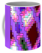 Geometric Pattern Coffee Mug