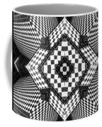 Geometric Progression Coffee Mug