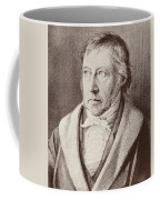Georg Hegel  Coffee Mug