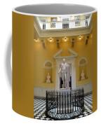 Georg Washington Statue - Capitol Richmond Coffee Mug