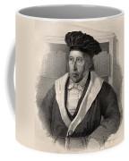 Georg Wilhelm Friedrich Hegel Coffee Mug