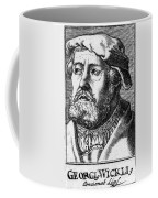 Georg Witzel (1501-1573) Coffee Mug