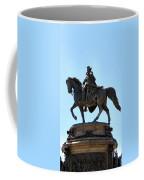 George And His Horse Coffee Mug