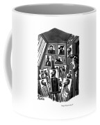 George! Are You In There? Coffee Mug