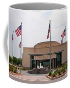 George Bush Presidential Library Coffee Mug