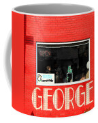 George Diner Coffee Mug