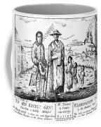 George IIi Cartoon, 1779 Coffee Mug