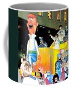 George Jetson Poster Coffee Mug