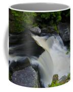 George W Childs Park Waterfall Coffee Mug