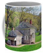 George Washington Headquarters At Valley Forge Coffee Mug by Olivier Le Queinec