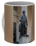George Washington Statue Coffee Mug