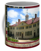 George Washington's Mount Vernon Coffee Mug