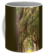 Georgia Golden Oaks Coffee Mug