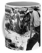 Georgia Prison Guard, 1941 Coffee Mug