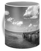 Georgia's St Simon's Island Pier Coffee Mug