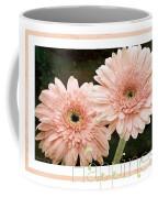 Gerber Daisy Happiness 5 Coffee Mug