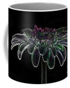 Gerbera Glow 4 Coffee Mug