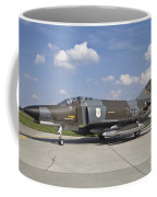 German Air Force F-4f Phantom II Coffee Mug