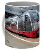 German Electric Train Munich Germany Coffee Mug