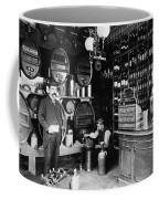 German Rathskellar 1900 Coffee Mug