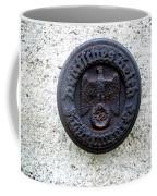 German Reich Seal Coffee Mug